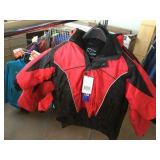 2 Youth jackets size 4 and size 18