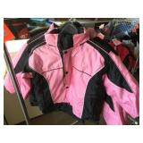 Three youth jackets size 12, size 18 and size 20