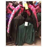Three ladies jackets all size large