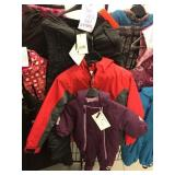 Youth snowsuit, jacket and pants size 8, size 12