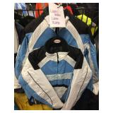Ladies jackets size large and XL
