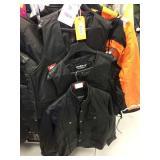 2 leather vests size 4XL & size 50 & medium
