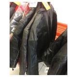 Leather jackets ladies size 10 & men