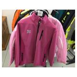 3 ladies jackets, 2 are size L & 1 is XL