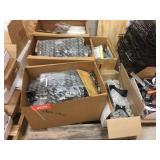 Pallet of motorsports parts & assorted
