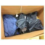Box of raincoats