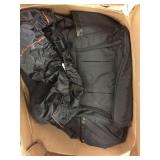 Box of soft sided bags