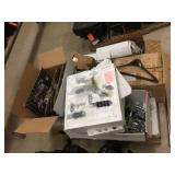 Pallet of motorsports parts & related