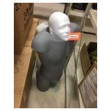 Plastic mannequin molds