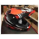 Raider moto cross helmet size XL