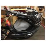 Moto cross helmet size L
