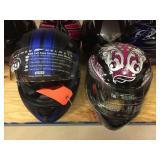 Fullmer FF helmet with u shade size S & medium FF