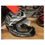 Raider moto cross helmet size youth M