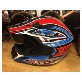 SHC moto cross helmet size XL