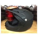Fulmer moto cross helmet size youth L