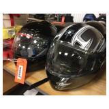2 FF helmets size XL
