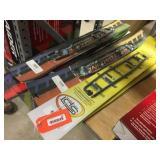 Assorted Ski Doo wear rods