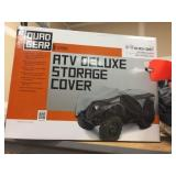 2 ATV deluxe storage covers size L & XL