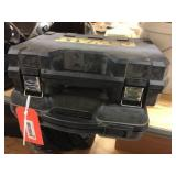 Craftsman 14.4 volt cordless drill with 2