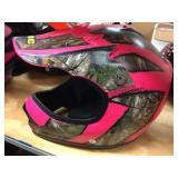 SHC moto cross helmet size L