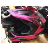 Fulmer moto cross  helmet size XS