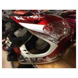 FMV moto cross helmet size L