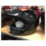 Lunatic moto cross helmet size L