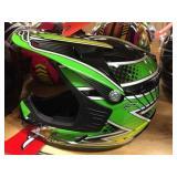 Fulmer moto cross helmet size youth M
