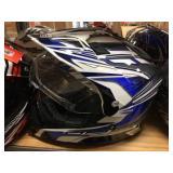 Raider moto cross helmet size S