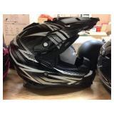 Raider moto cross helmet size XS