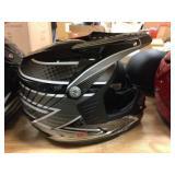 Fulmer moto cross helmet size youth S