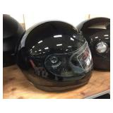 2 lunatic FF helmets size S & L