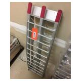 Aluminum folding ramp 7