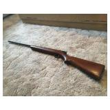 Winchester model 74 .22 long rifle S/N 79878