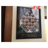 Milwaukee Brewers plaque 10x13