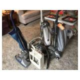 Kirby vacuum cleaners & attachments