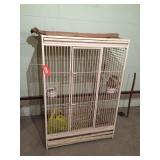 Bird cage 40x30x59