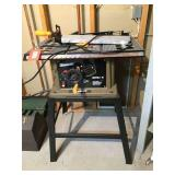 Rockwell shop series 10 inch table saw