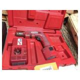 Milwaukee 3/8 inch battery powered drill