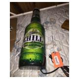 Miller Chill lighted sign