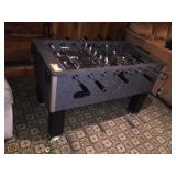 Foosball table-located in basement