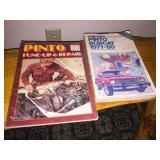 Pinto manuals