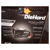 Diehard 12 volt battery charger