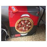 Weber original pizza stone