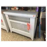 Metal radiator heat cover