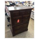 Lea 5 drawer dresser 34x17x47