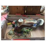 Duck decorator & decanter