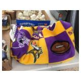 Minnesota Vikings blanket