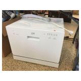SPT mini dishwasher 22x21x17