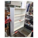 Bookcase 30x12x72